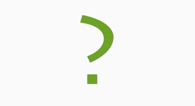 Was ist grün?